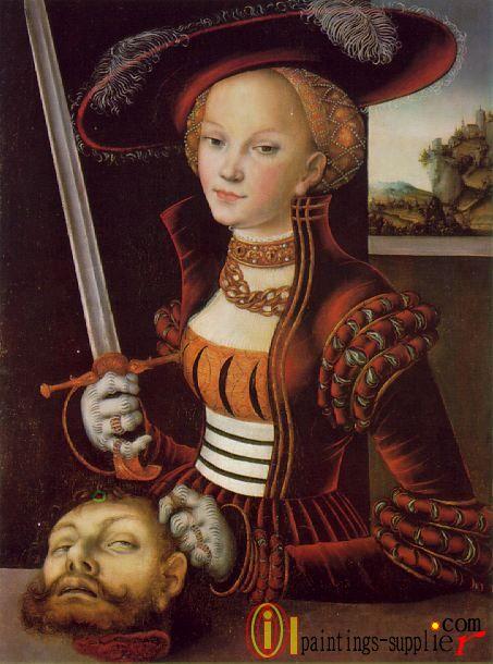 Judith Victorious,1530
