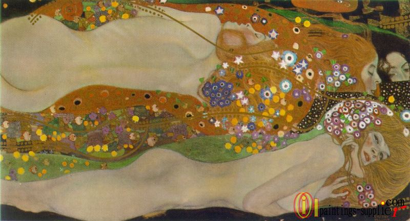 Water Serpents II, 1904 - 07