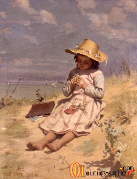 The Young Botanist (1888 1890).