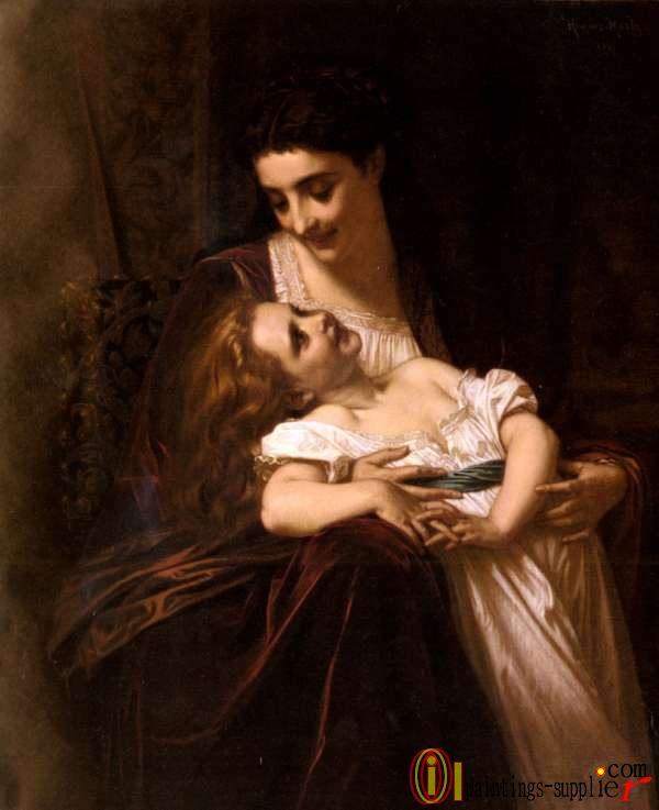 Maternal Affection,1867