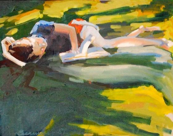 Lbo Oil Paintings