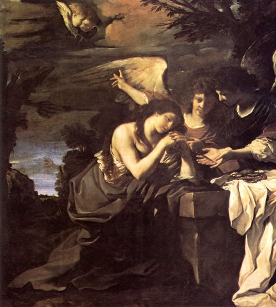 Guercino Italian Baroque Era Painter