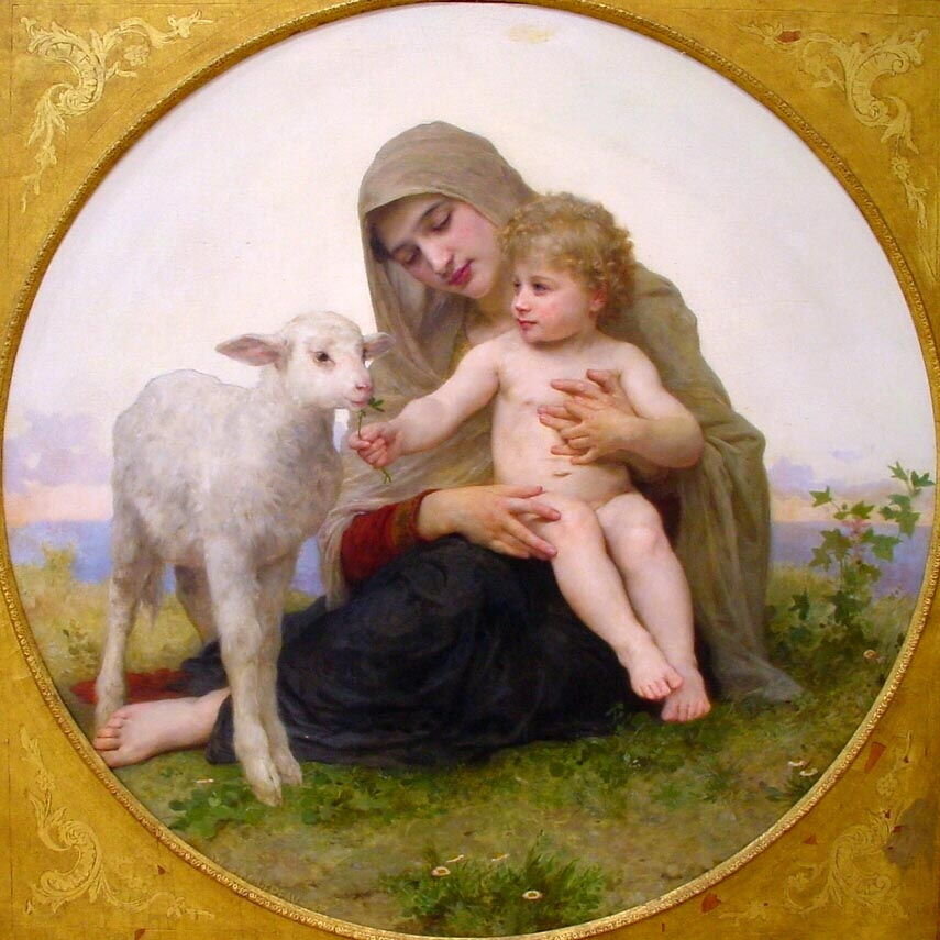 Bouguereau-Adolphe William